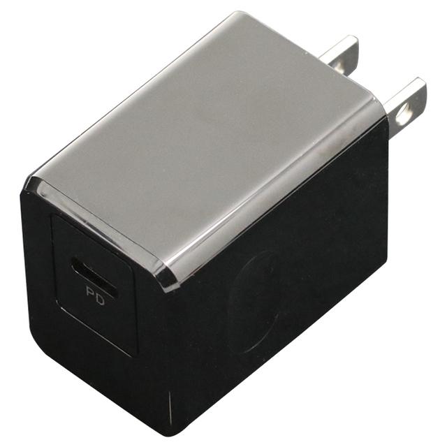 PD対応Type-CポートAC充電器18W